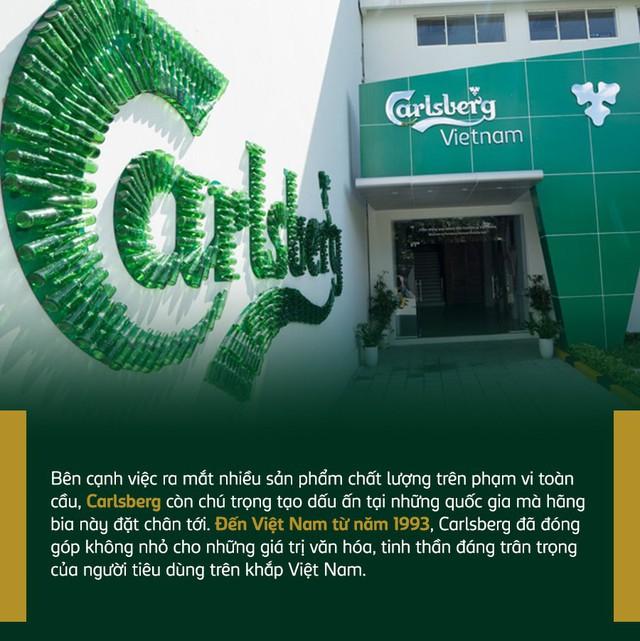 Tập đoàn Carlsberg: Kế thừa tinh hoa hơn 170 năm để tạo nên trải nghiệm bia xứng tầm - Ảnh 7.
