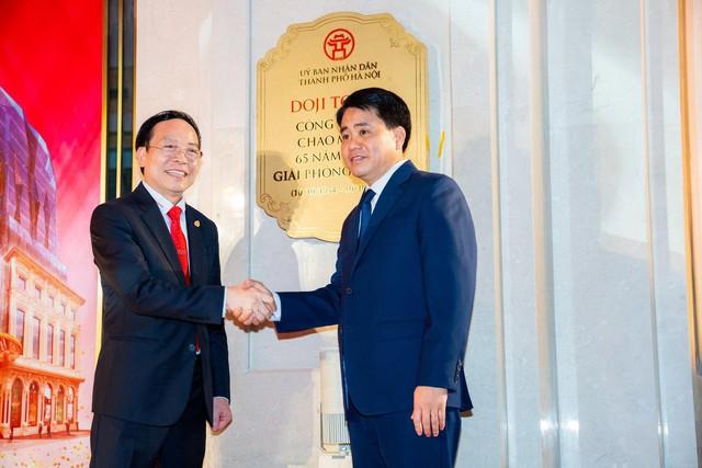 Khánh thành tòa nhà DOJI Tower – Trung tâm vàng bạc đá quý và trang sức lớn hàng đầu Việt Nam - Ảnh 1.