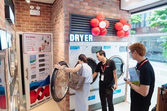 Chiến lược xâm nhập thị trường Việt của thương hiệu lớn trong ngành giặt sấy công nghiệp Hàn Quốc - Ảnh 2.