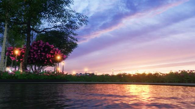 Sắp xuất hiện toà tháp đầu tiên của thị xã Bến Cát, Bình Dương - Ảnh 3.