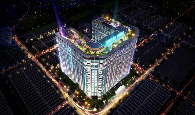 Sắp xuất hiện toà tháp đầu tiên của thị xã Bến Cát, Bình Dương - Ảnh 7.