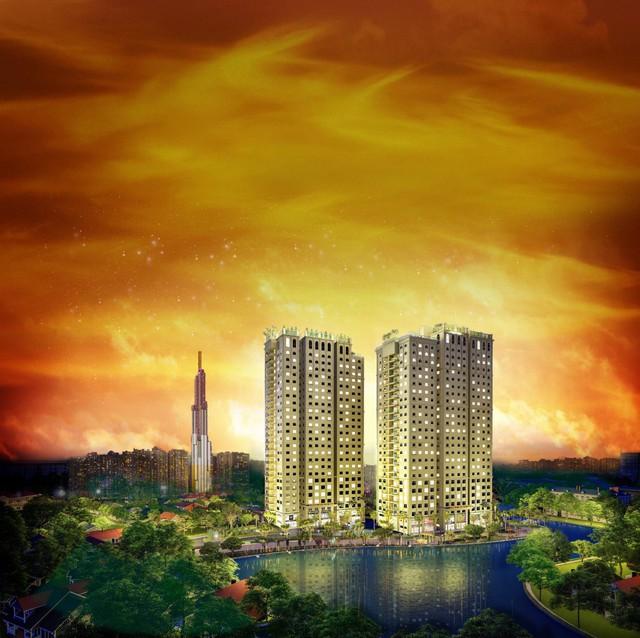 Sức hút của dự án Paris Hoàng Kim - Ảnh 1.