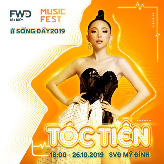 FWD Music Fest trở lại bùng nổ với quy mô hoành tráng tại thủ đô Hà Nội - Ảnh 2.