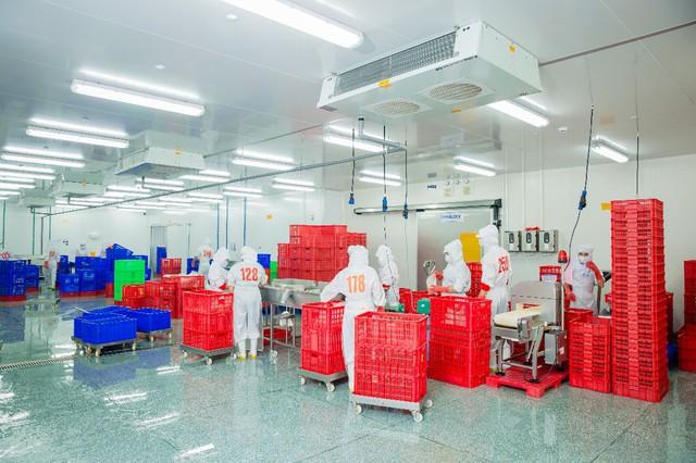 Jollibee Việt Nam đưa vào vận hành nhà máy mới và được chứng nhận ISO 22000:2018 - Ảnh 1.
