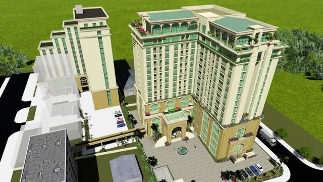 Hải Phát Land phân phối độc quyền căn hộ lưu trú 5 sao Hoa Xa Tower - Hải Dương - Ảnh 1.