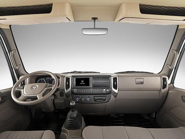 Foton M4 – xe tải cao cấp thế hệ mới của liên doanh Daimler – Foton - Ảnh 1.