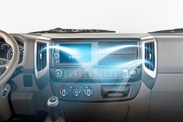 Foton M4 – xe tải cao cấp thế hệ mới của liên doanh Daimler – Foton - Ảnh 2.