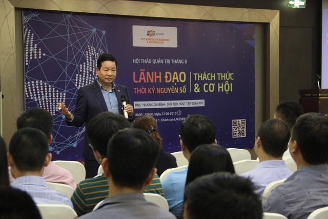Tham dự chương trình đào tạo CEO kỷ nguyên 4.0 tại Singapore chỉ với 1.000 USD - Ảnh 1.