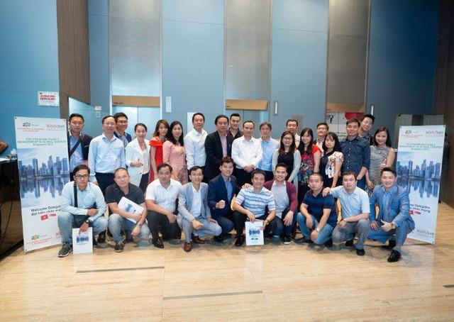 Tham dự chương trình đào tạo CEO kỷ nguyên 4.0 tại Singapore chỉ với 1.000 USD - Ảnh 2.