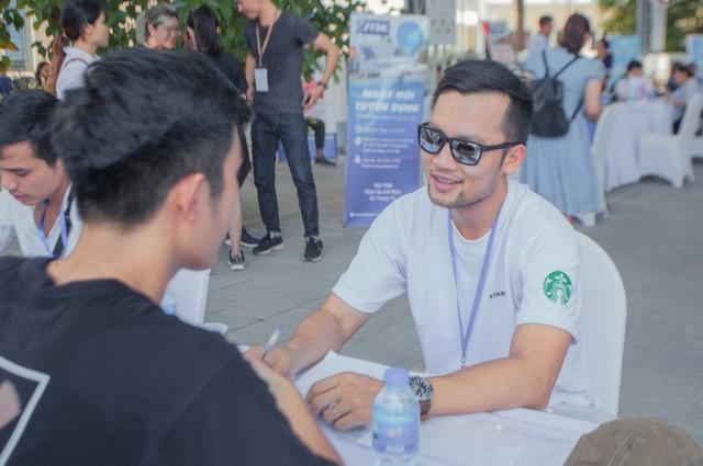 Hàng ngàn ứng viên tiềm năng góp mặt tại Ngày Tuyển Dụng lớn trong năm - ảnh 4