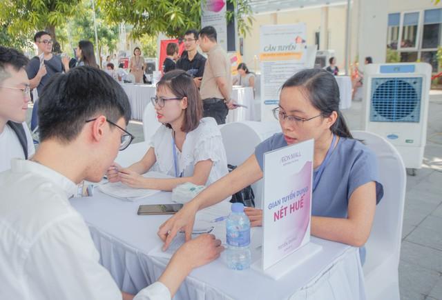 Hàng ngàn ứng viên tiềm năng góp mặt tại Ngày Tuyển Dụng lớn trong năm - ảnh 6