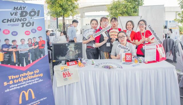 Hàng ngàn ứng viên tiềm năng góp mặt tại Ngày Tuyển Dụng lớn trong năm - ảnh 7