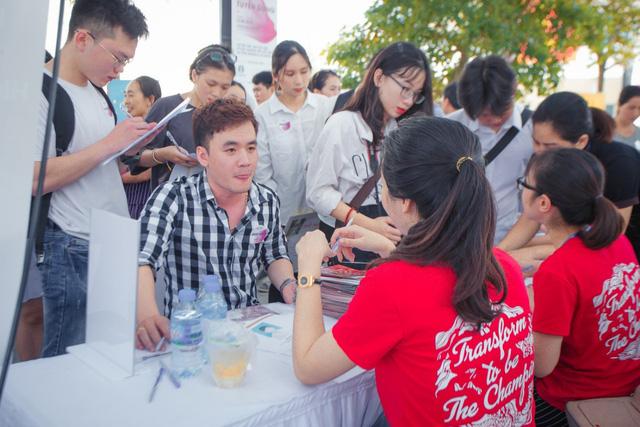 Hàng ngàn ứng viên tiềm năng góp mặt tại Ngày Tuyển Dụng lớn trong năm - ảnh 8