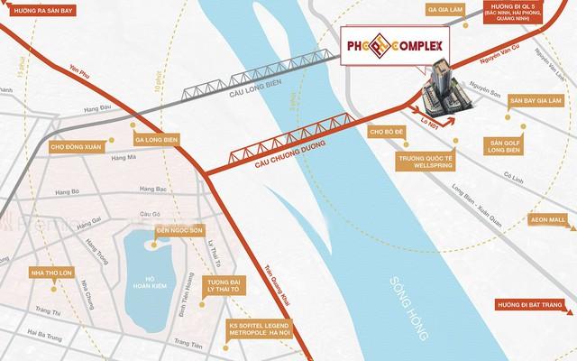 PHC Complex: Dự án chung cư cao cấp được mong đợi tại khu vực Long Biên - Ảnh 1.