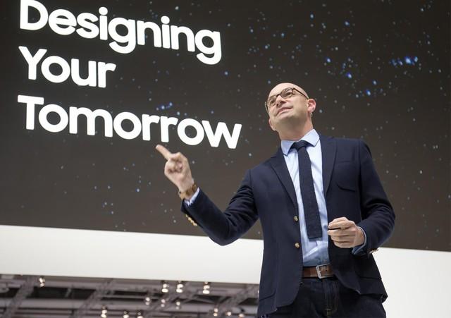 Ông lớn Samsung khẳng định vị thế tại sự kiện IFA 2019 - Ảnh 2.