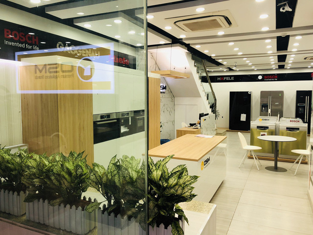 Thiết bị bếp OSM khai trương showroom thứ 3 tại Tp Hồ Chí Minh - Ảnh 1.