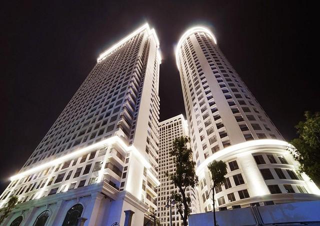 Mở bán đợt cuối dự án chung cư đáng sống bậc nhất Hoàng Mai - Ảnh 1.