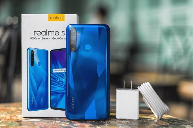 """Realme 5: Điều gì tạo nên """"cơn sốt"""" cho tín đồ công nghệ - Ảnh 6."""