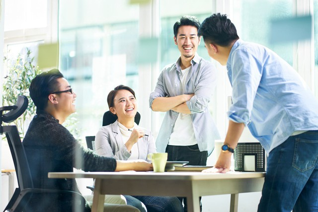 Salesman trẻ tìm kiếm điều gì để phát triển sự nghiệp kinh doanh? - Ảnh 1.