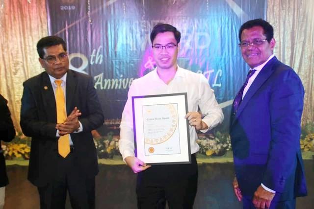 Thương hiệu của Viettel được công nhận đóng góp lớn nhất cho sự phát triển ngành tài chính Đông-Timor - Ảnh 2.