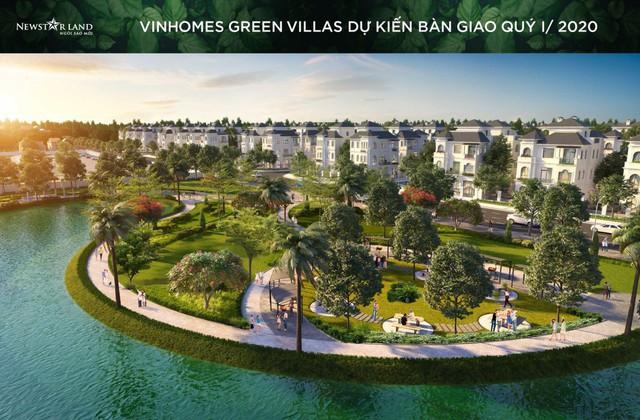 Vinhomes Green Villas: Còn nhiều dư địa gia tăng giá trị - Ảnh 2.