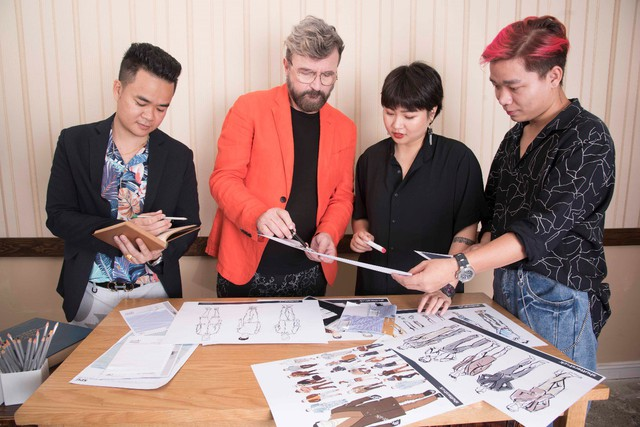 Aristino và cú bắt tay dậy sóng làng thời trang Việt - Ảnh 2.