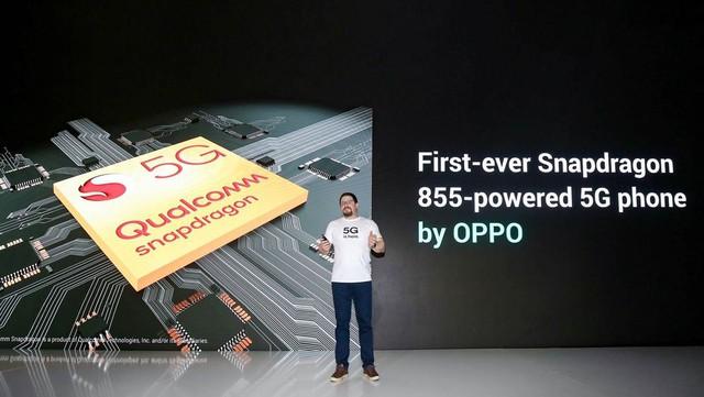 OPPO và các đối tác đã sẵn sàng để thương mại hoá smartphone 5G trong năm 2020 - Ảnh 1.