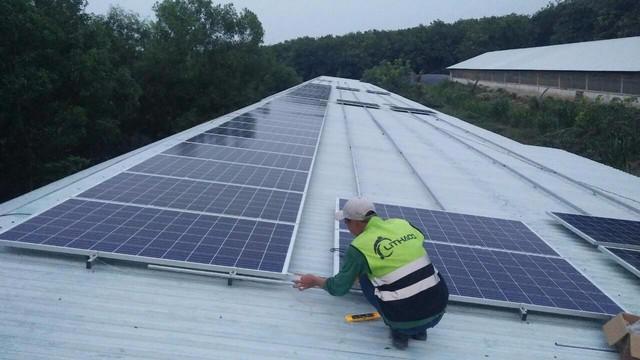Lithaco liên kết ngân hàng tài trợ cho doanh nghiệp lắp điện mặt trời áp mái - Ảnh 1.