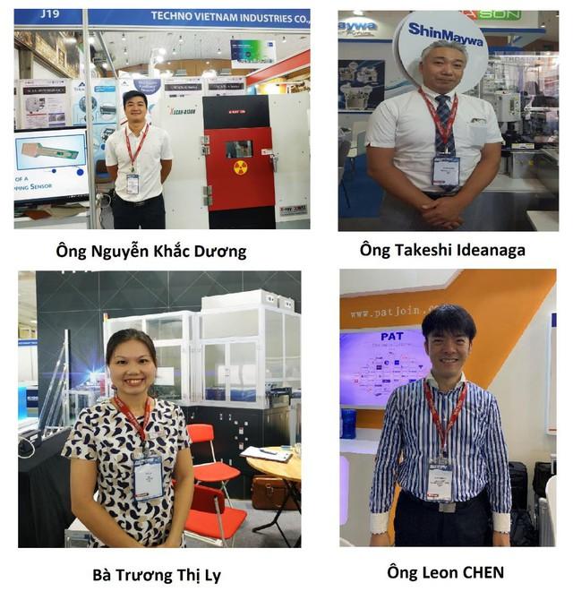 Hơn 200 gian hàng tham gia triển lãm điện tử NEPCON - Ảnh 1.