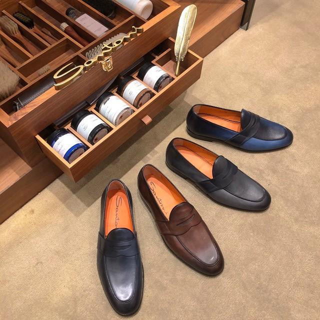Giải mã sức hút đặc biệt từ những đôi giày da đến từ Ý - Ảnh 1.