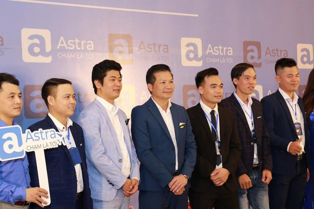Ba shark có mặt trong Lễ ra mắt Dự án MXH du lịch Astra - Ảnh 2.