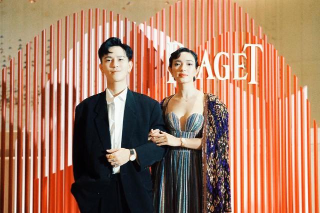 Châu Bùi đeo đồng hồ tiền tỷ đi tham dự sự kiện Piaget tại Bangkok - ảnh 5