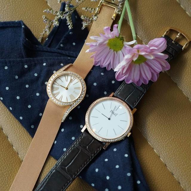 Châu Bùi đeo đồng hồ tiền tỷ đi tham dự sự kiện Piaget tại Bangkok - ảnh 6