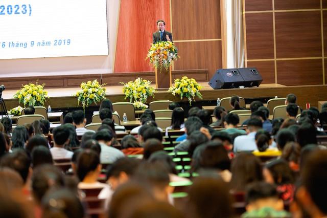 Tập đoàn C.T Group khơi dậy lý tưởng lớn lao cho sinh viên Việt Nam - Ảnh 1.