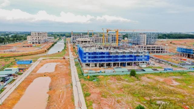 Sắp khai trương đại học quốc tế lớn hàng đầu Việt Nam tại thị xã Bến Cát – Bình Dương - Ảnh 1.