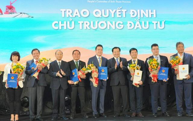 Tỉnh Bình Thuận trao chủ trương đầu tư cho Apec Mandala Wyndham Mũi Né - Ảnh 1.