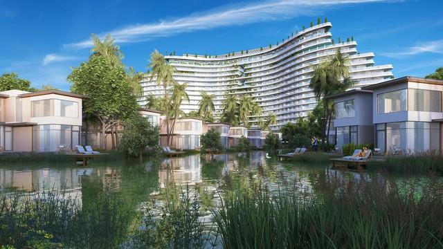 Lagoona Bình Châu: Mô hình nghỉ dưỡng xanh hoà quyện với thiên nhiên - Ảnh 1.