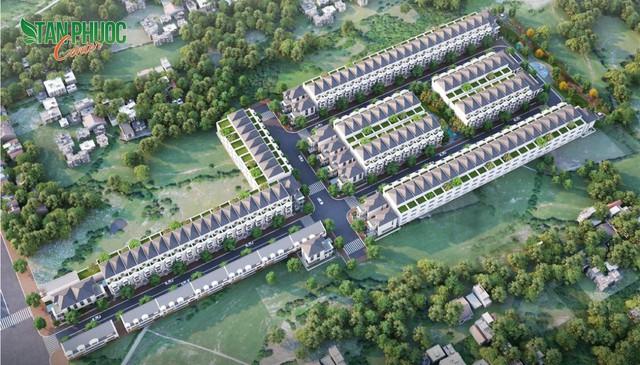 Đất nền dự án tỉnh - lời giải cho bài toán khan hiếm nguồn cung tại thị trường BĐS trung tâm - Ảnh 2.