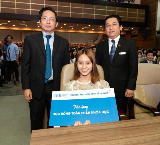 Tập đoàn C.T Group khơi dậy lý tưởng lớn lao cho sinh viên Việt Nam - Ảnh 2.
