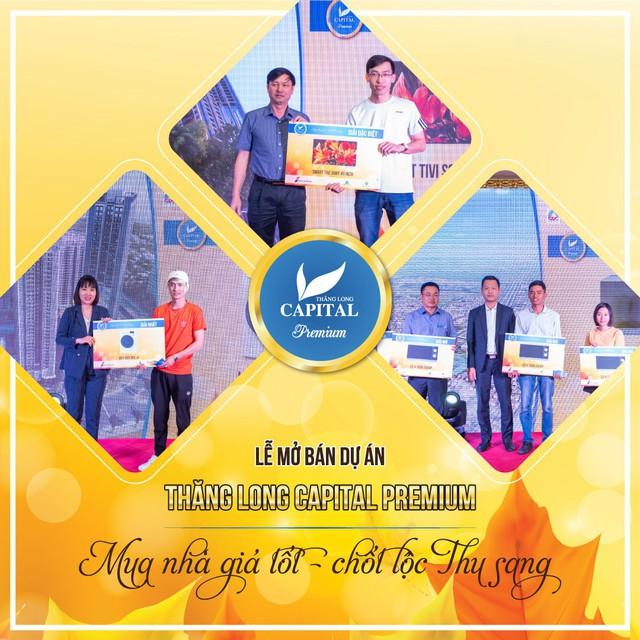 Mở bán đợt cuối dự án Thăng Long Capital Premium: CĐT tung quỹ căn đẹp cùng nhiều ưu đãi khủng - Ảnh 2.