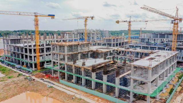 Sắp khai trương đại học quốc tế lớn hàng đầu Việt Nam tại thị xã Bến Cát – Bình Dương - Ảnh 2.