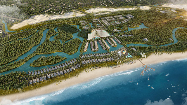 Lagoona Bình Châu: Mô hình nghỉ dưỡng xanh hoà quyện với thiên nhiên - Ảnh 2.