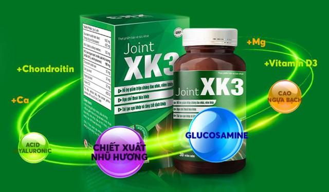 Giúp rút ngắn liệu trình điều trị viêm khớp với tác dụng 3 trong 1 của hoạt chất XK3 - Ảnh 2.