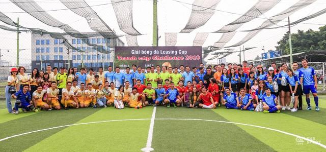 Các công ty cho thuê tài chính tham gia Leasing Cup 2019 - Ảnh 1.