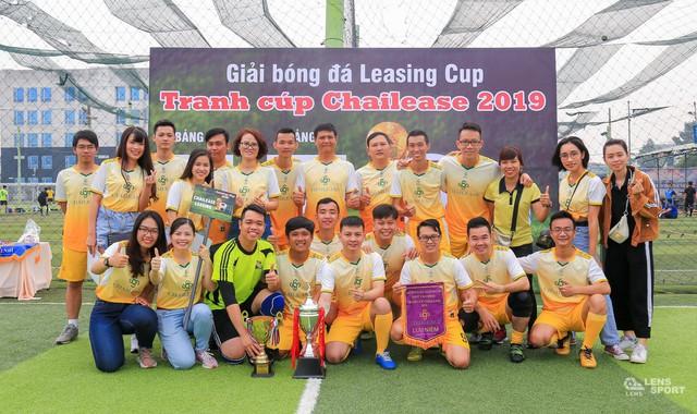 Các công ty cho thuê tài chính tham gia Leasing Cup 2019 - Ảnh 2.