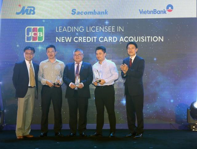 MB nhận 4 giải thưởng danh giá từ tổ chức thẻ quốc tế Nhật Bản JCB - Ảnh 1.
