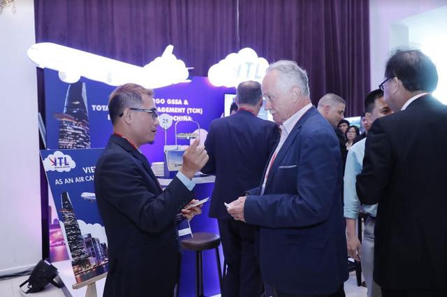 ITL đóng góp giá trị lớn trong sự phát triển ngành vận tải hàng không Việt Nam - Ảnh 1.