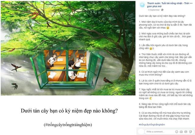 """""""Trồng cây, trồng trải nghiệm"""": Cụm từ hot đang lan truyền mạnh mẽ trên mạng xã hội trong các tuần qua - ảnh 2"""