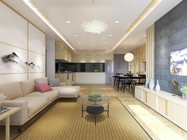 Chiêm ngưỡng kiến trúc Nhật Bản tại căn hộ mẫu The Minato Residence - Ảnh 4.
