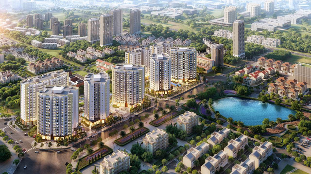 Thị trường phía Đông Hà Nội đón nhận nhiều nguồn cung mới - Ảnh 1.